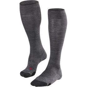 Falke M's TK2 Long Trekking Socks Asphalt Melange